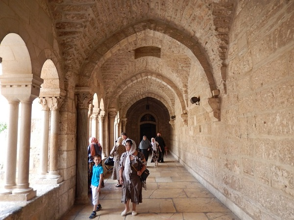 Due to a crush of visitors and unrest in the West Bank, the Church of the Nativity is on UNESCO's List of World Heritage Sites in Danger. Photo Credit: Benjamin S. Mack/GALO Magazine.