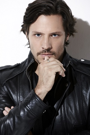 "Actor Nick Wechsler as Jack Porter in ABC's ""Revenge."" Photo Credit: J Squared."