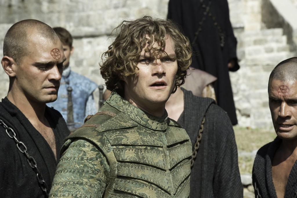 """Pictured: Finn Jones in """"Game of Thrones"""" season 5, episode 4. Photo: Macall B. Polay/courtesy of HBO."""