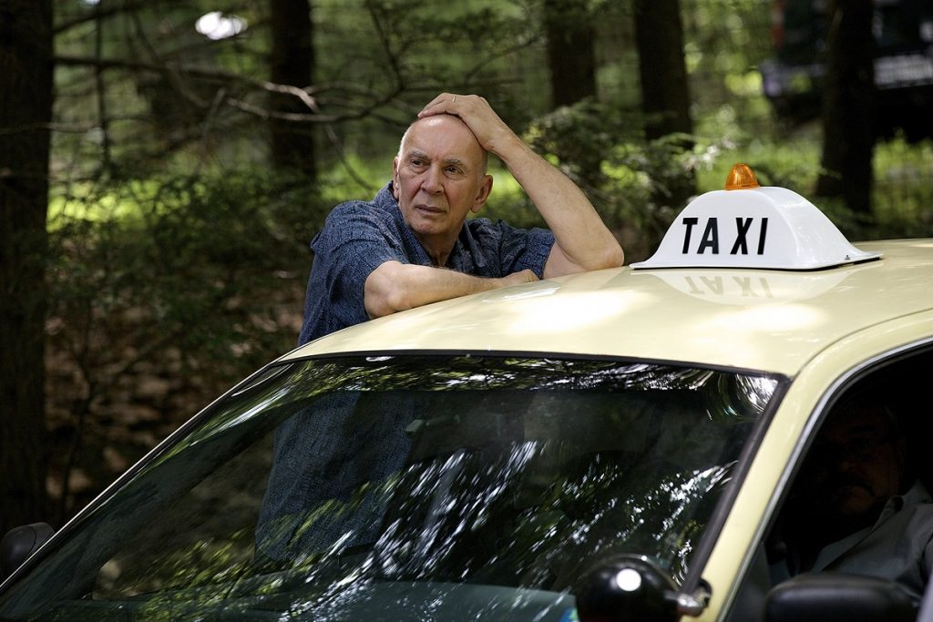 """Frank Langella as Ray Engersol in """"Youth in Oregon."""" Photo Credit: Paul Sarkis."""